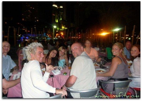 Buenos Aires evening norge sverige danmark