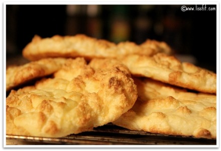 låg kolhydrat bröd ala lissfit