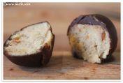 cashew praliner dadel choklad och pistasch ala lissfit