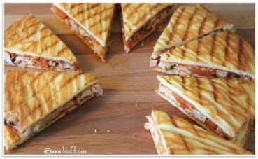 kylling chickenb quesadillas low carb
