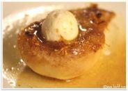 ugnsbakade paron med kokossocker och macadamia nöt ost ala lissfit