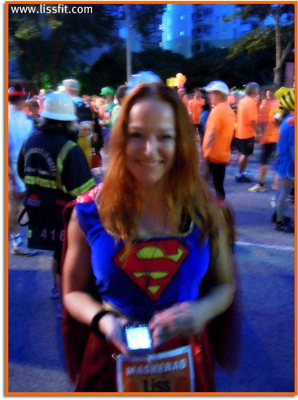 Midnattsloppet 2011: Från gråt till att skratta helamilen