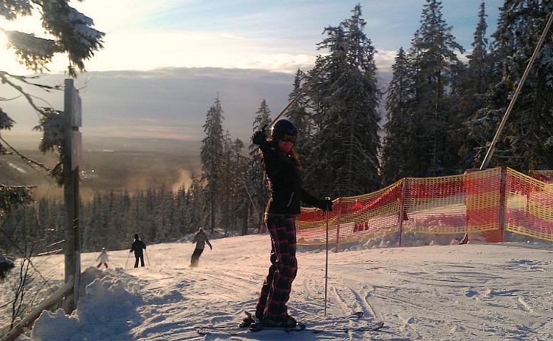 liss skitur romme alpin