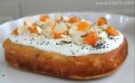 aprikoskake ala lissfit