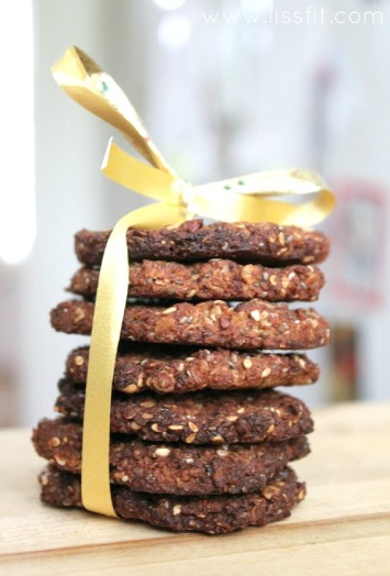havre mandel cookies ala lissfit