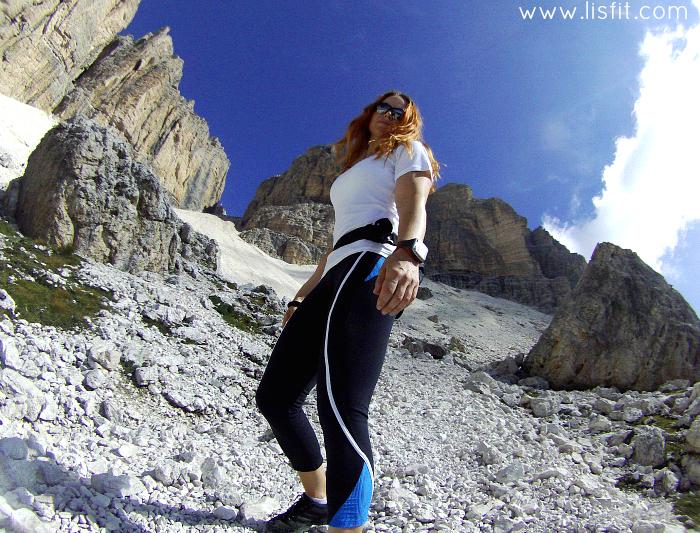 Bergstoppen Piz Boé – I didit!
