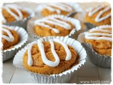 vintersquash butternut cupcakes ala lissfit