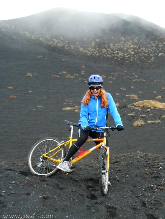 Vulkanen Etna, Monti Rossi och Silvestri-kratrarna