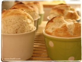 banana souffle light ala lissfit