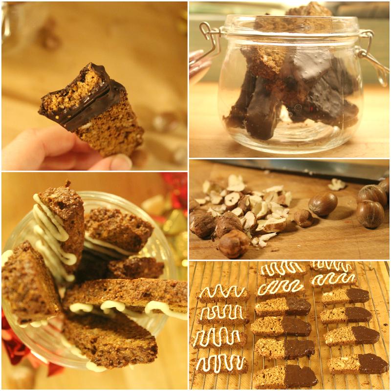 glutenfree hazel nut biscotti cinnamon chocolate 2 ala lissfit