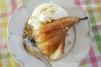 bakade paron med valnotter vispad gradde lissfit