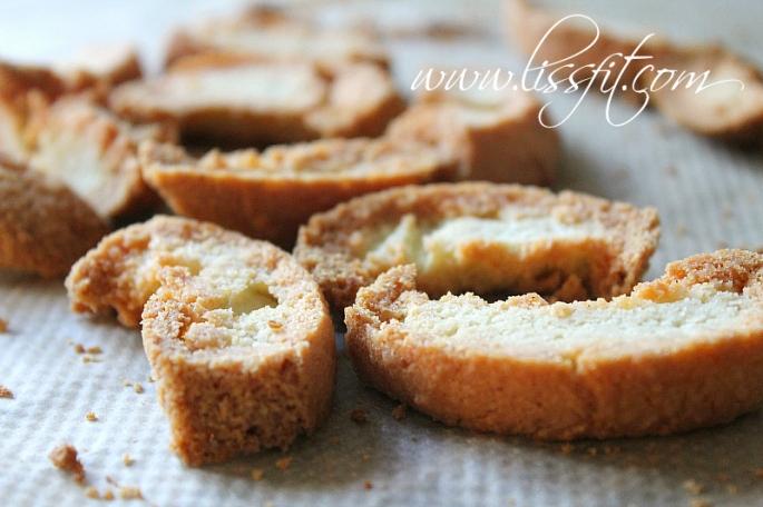 glutenfria mandel biscotti recept ala lissit
