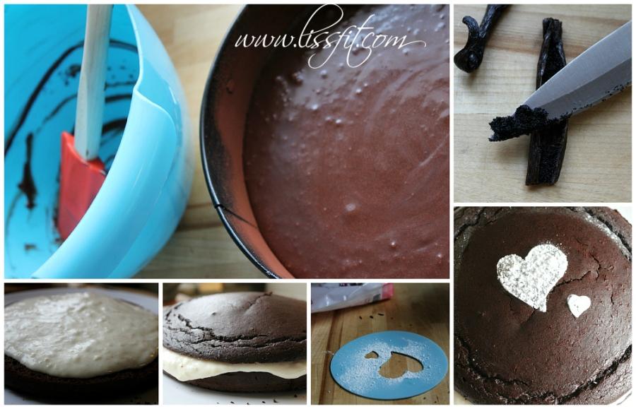 glutenfritt svarta bönor chokladtårta recept lissfit