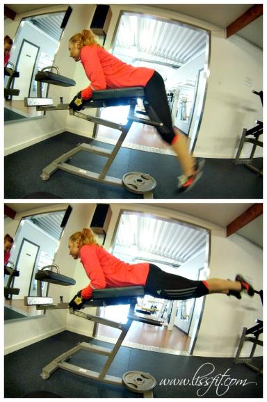 lissfit dagens nedre rygg övning2