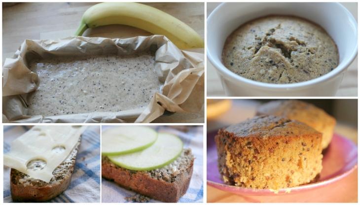 quinoa banana muffins ost eple recept lissfit