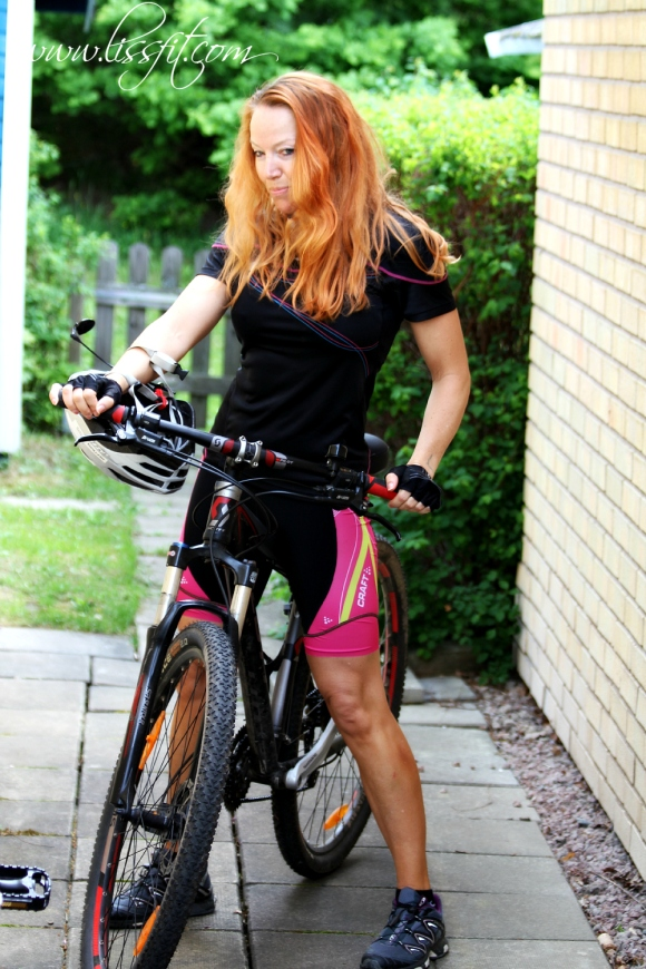 liss morgon bike trip