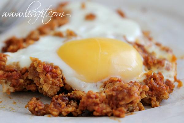 proteinrik mat ägg sojafärs ala lissfit