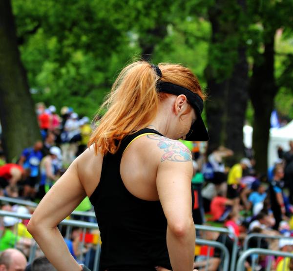 Did it! I'm a marathoner:)
