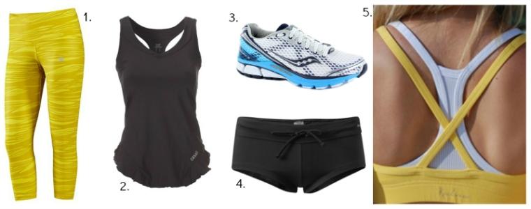 marathon outfit lissfit