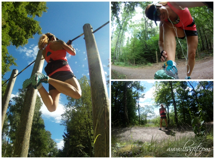 liss outdoor workouts