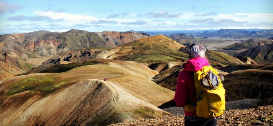 Iceland: Laugavegur-trek