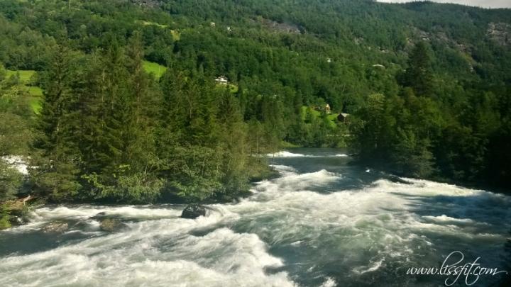 Norway Bergensbanen lissfit
