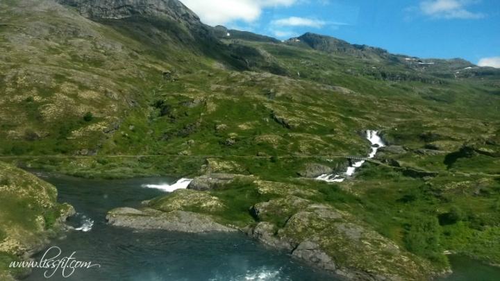 Rallarvegen Norge lissfit