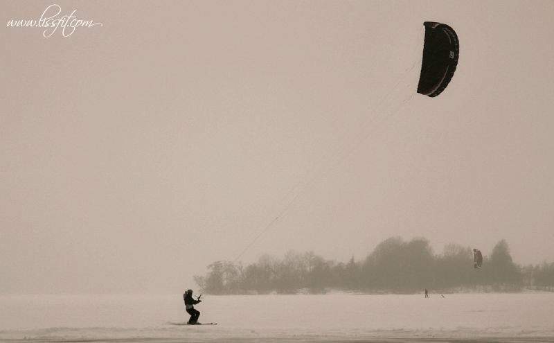 ice kiting ice cup sweden 2014 lissfit