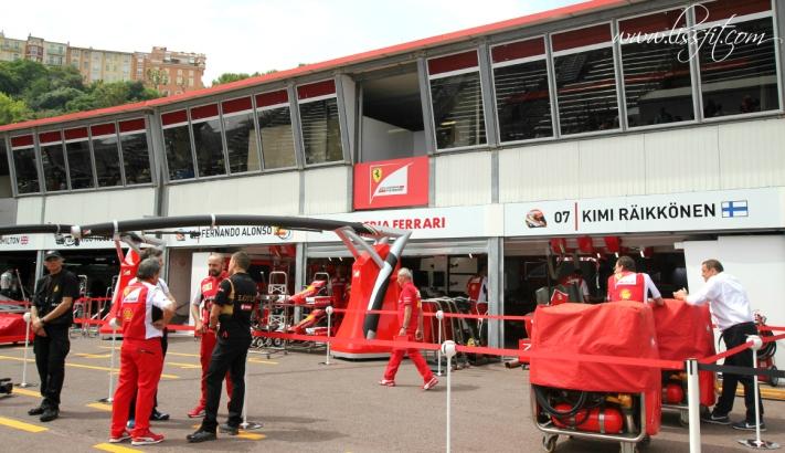 Grand Prix Monte Carlo preps