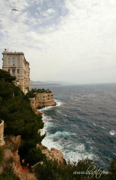 Le Rocher view Monte Carlo lissfit