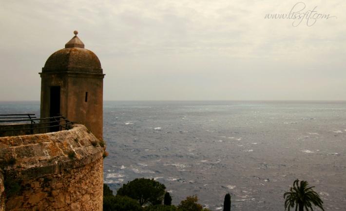 Le Rocher ocean view Monaco