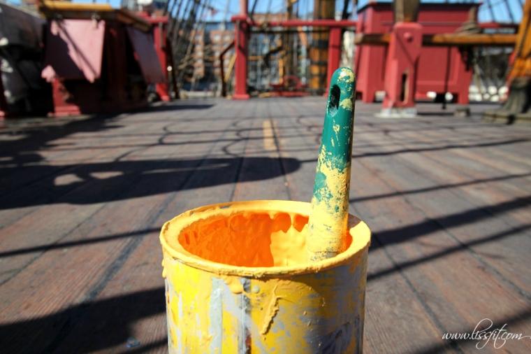 maintenance painting lissfit