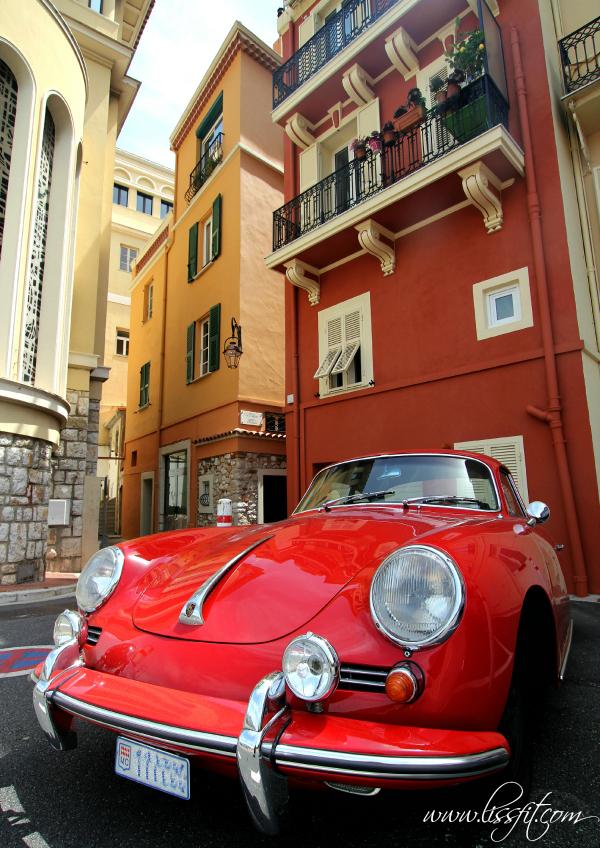 Monaco car lissfit