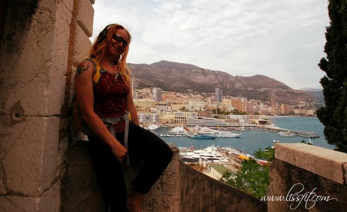 Monte Carlo Monaco liss