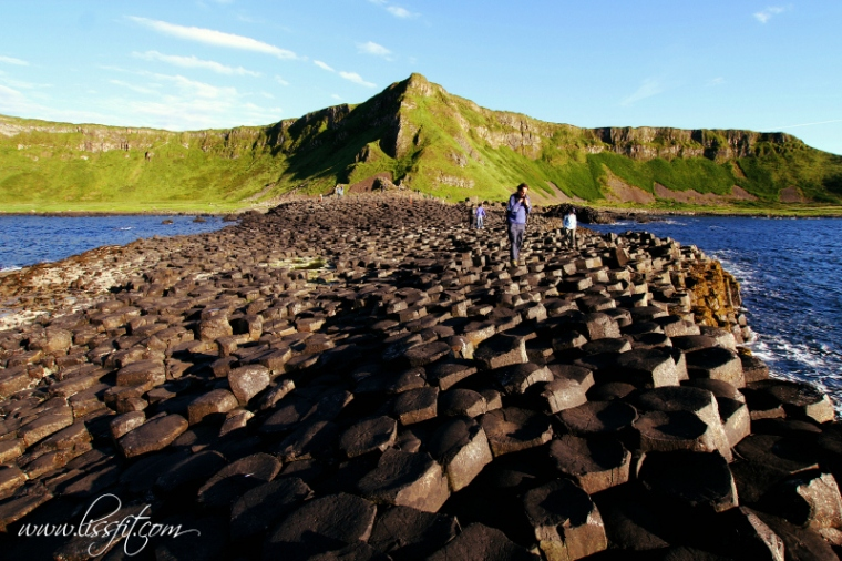 Northern Ireland Giants Causeway lissfit