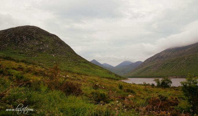 silent vally mourne mountains ireland