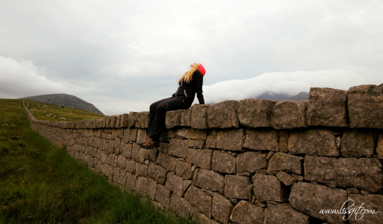 the mourne wall Ireland lissfit