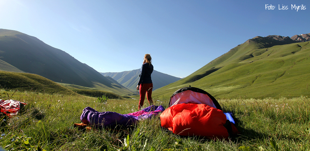 overnight stay bivvy outdoor view liss