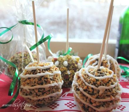 foto liss myrås choklad appel sockerfri kristyr jul godis