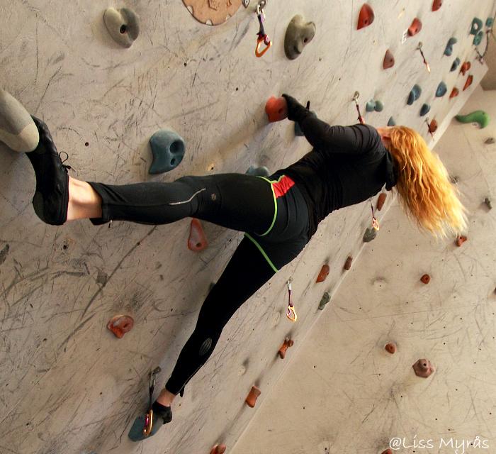 klättring foto liss myrås bouldering