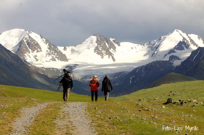 Kyrgyzstan tian shan mountains climate foto liss myrås