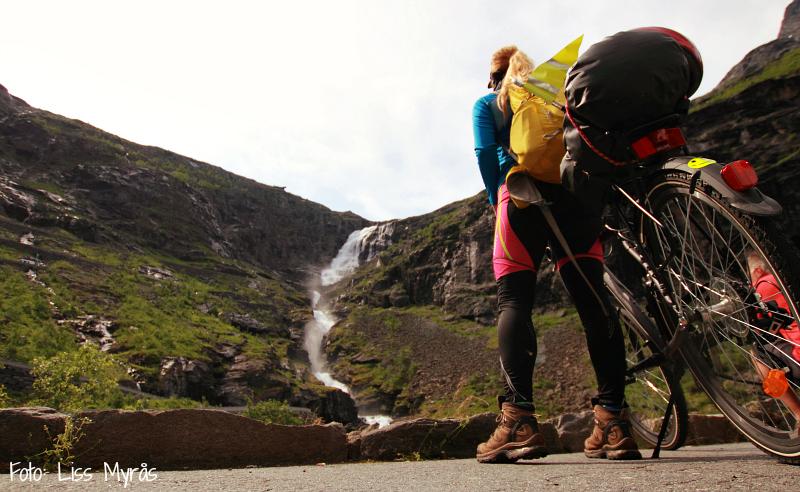 Trollstigen biking norway cykeltur foto liss myrås