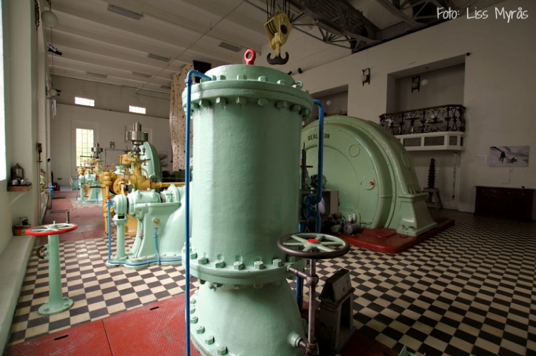 turbin generator vattenkraft tafjord foto liss myrås