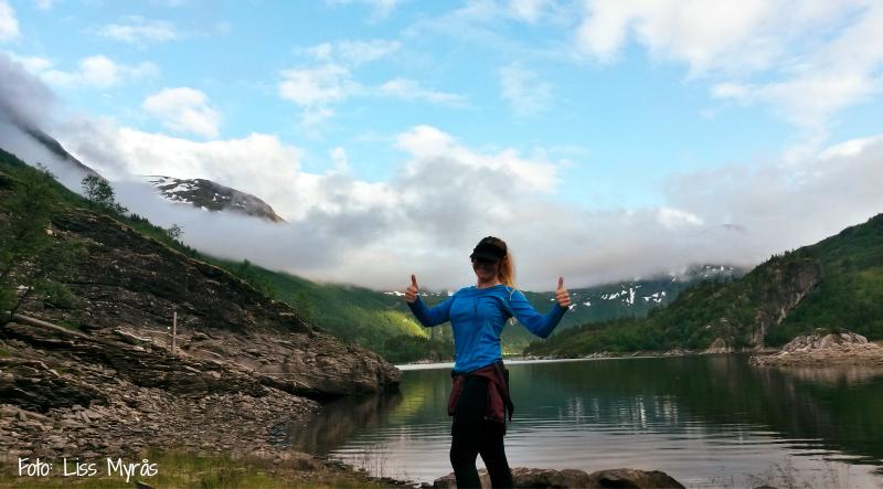 kaldhussætervatnet tafjord run motbakke lopning foto liss myrås