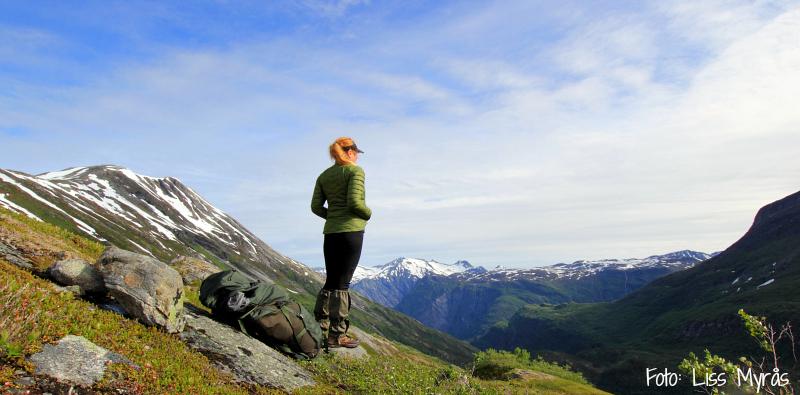 tafjord kallskaret herdal kaldhusseter fjelltur foto liss myrås