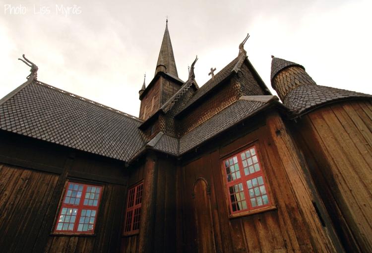 Lom stavkirke stave church Norwegian attraction history oppland photo liss myrås