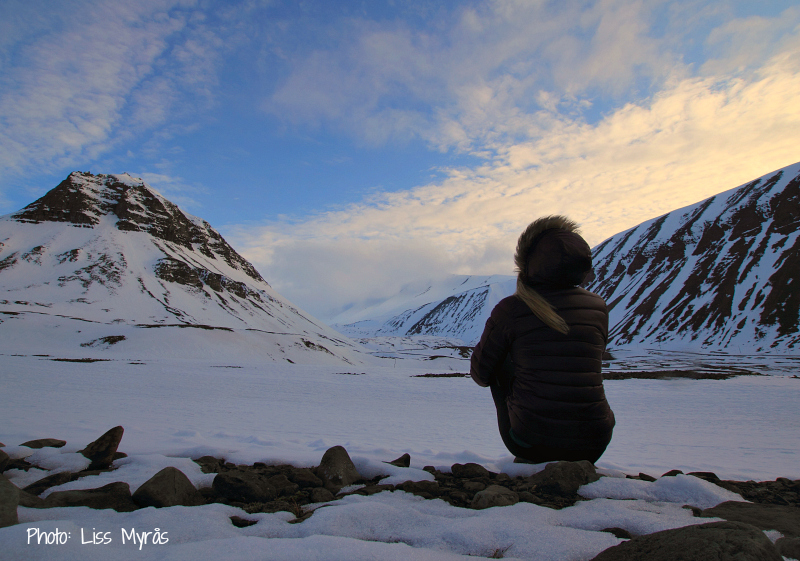 svalbard norway landscape photograph liss myras