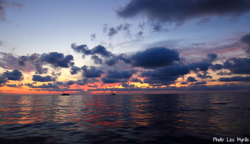 stromboli ginostra aeolian islands sunset landscape photo liss myraas
