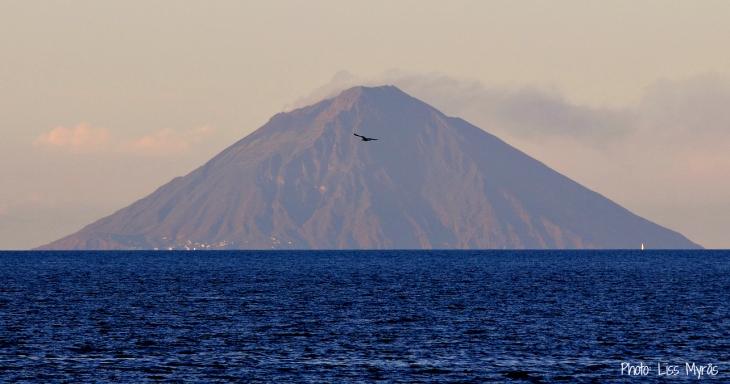stromboli ginostra seaview aeolian islands sunset photo liss myraas