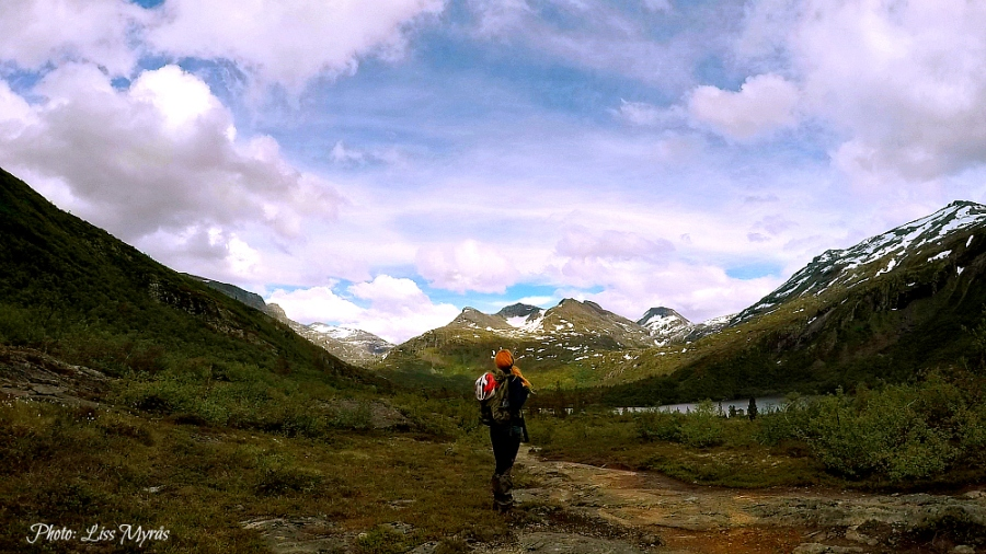 reindalen reinddalseter tafjordfjella hiking norway photo liss myraas
